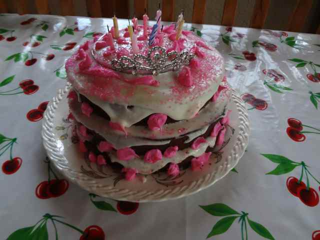 The Princess Cake!