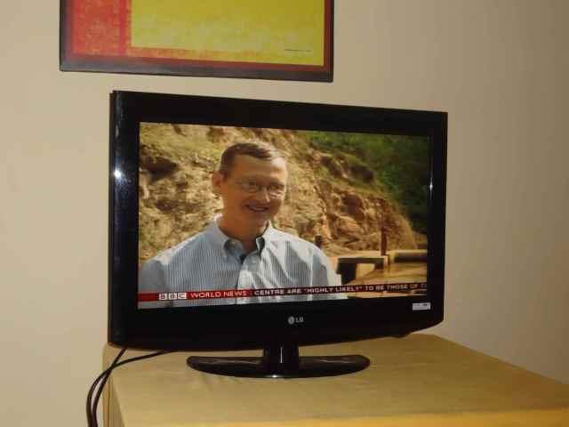 Caleb on the BBC!